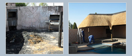 Thatch Lapa renovation